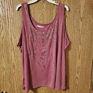 Maurices tank top size 4